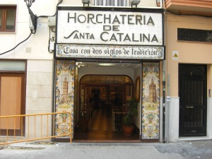 One of Valencia's oldest horchaterías