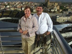 Carmen and Antonio