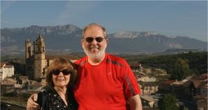 Susan and I