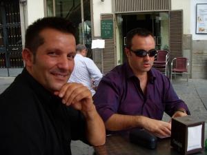 Ramón and Juan Diego