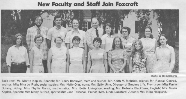 Foxcroft 2