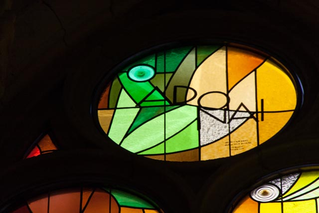 Stained Glass 2014