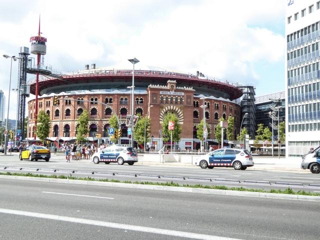 Barcelona 4 August 20, 2015