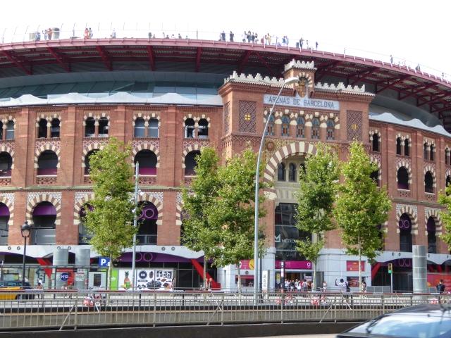Barcelona 5 August 20, 2015