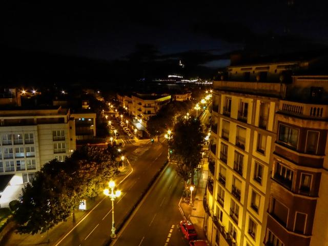 San Sebastian 1 August 24, 2015